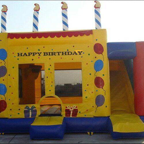 château anniversaire gonflable