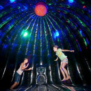 discomobile pour enfant