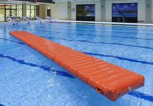 passerelle aquatique piscine