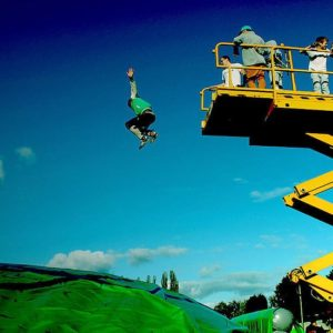 location nacelle saut extreme