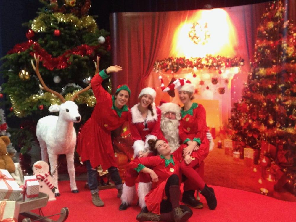 Image De Decoration De Noel.Decor De Noel